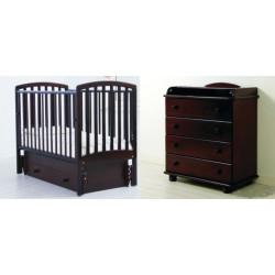 """Комната для новорожденного """"Аистенок"""", 3 предмета"""
