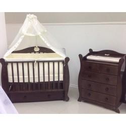 """Комната для новорожденного """"Шоколадный пудинг"""", 3 предмета"""