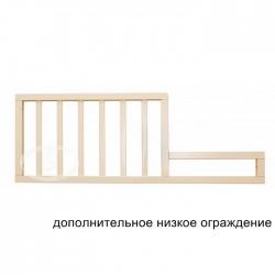 Кроватка для новорожденного Можга Красная звезда Юлиана С-757 продольный маятник + закрытый ящик