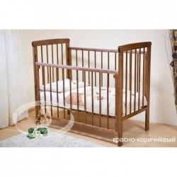 Кроватка для новорожденного Можга Машенька С-237 Красная звезда