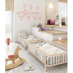 Упаковка реек для подростковой кровати Micuna Life Nordic CP-1854