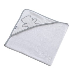 Банное полотенце 70х70 см с уголком Micuna Neus TX-836 New
