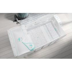 Банное полотенце с уголком Micuna Aqua TX-836