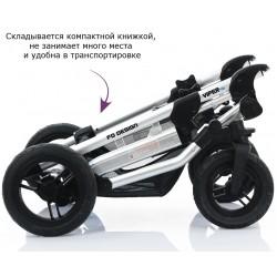 Коляска 2 в 1 FD-Design Viper 4S