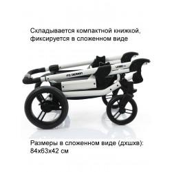 Коляска 2 в 1 FD-Design Lingo 4S
