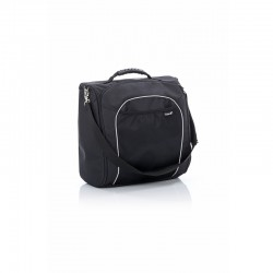 Коляска 2 в 1 Noordi Fjordi Sport Melange (термолюлька) с багажной сумкой