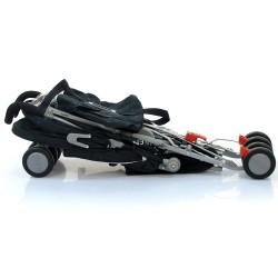 Коляска-трость Maclaren Quest Sport Style Set Black Crest
