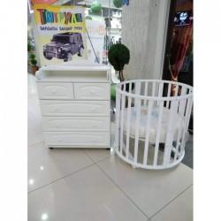 """Детская комната для новорожденного """"Кармен"""" 3 предмета"""