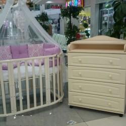 """Комната новорожденного """"Лучик"""" 3 предмета"""