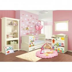 Детская комната Антел Интерьер №1 2 предмета