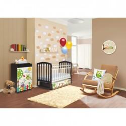 Комната новорожденного Антел Интерьер №12 2 предмета