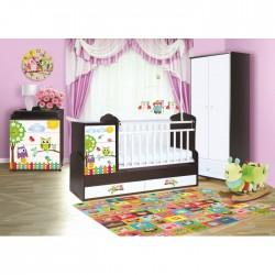 Детская комната Антел Интерьер №13 2 предмета
