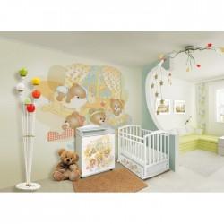 Детская комната для малыша Антел Интерьер №14 2 предмета