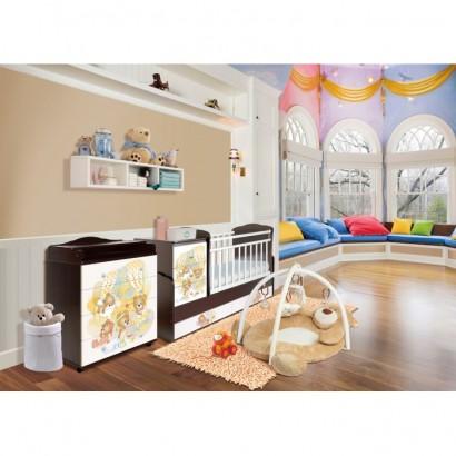 Детская комната Антел Интерьер №17 2 предмета