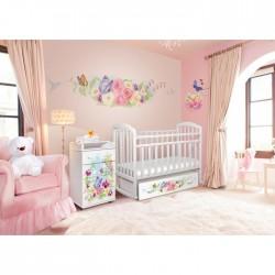 Комната для младенца Антел Интерьер №18 2 предмета