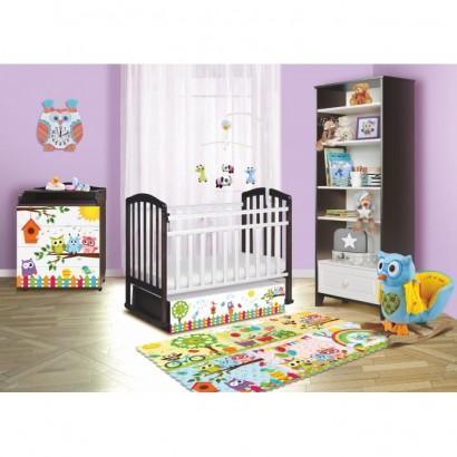 Детская комната Антел Интерьер №4 2 предмета