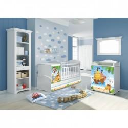 Детская комната Антел Интерьер №7 2 предмета