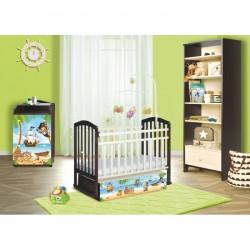 Детская комната для новорожденного Антел Интерьер №8 2 предмета