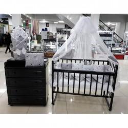 """Комната для новорожденного """"Домино"""" 3 предмета"""