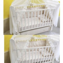 Детская комната для новорожденного «Корона» 3 предмета