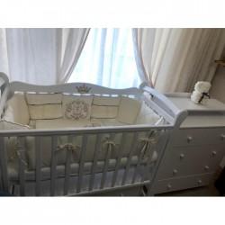 Комната для новорожденного «Престиж» 4 предмета
