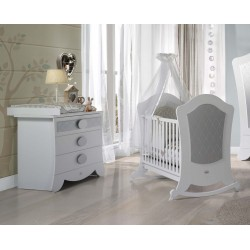 Комната для малыша №8 Micuna Alexa: кроватка 140х70 + тумба