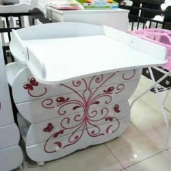 """Комната для новорожденного """"Нежность"""" 3 предмета"""