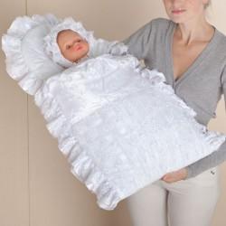 Комплект на выписку для новорожденного Арт. 69.15