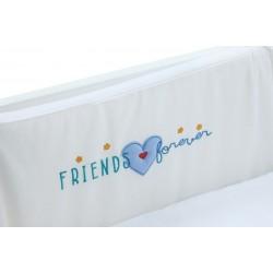 Постельное бельё Fiorellino Friends Forever 120x60 5 предметов