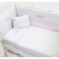 Постельное бельё Fiorellino Princess 140x70 5 предметов
