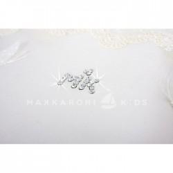 Комплект в кроватку Makkaroni Kids Бабочки 6 пр. сатин