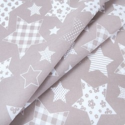 Комплект в кроватку  Giovanni TreeO Round Stars Shapito 6 предметов