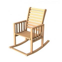 Кресло-качалка Fiorellino Chadle
