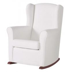 Кресло-качалка Micuna Wing/Nanny Chocolate Кожаная обивка