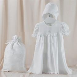 Крестильный набор для девочки Makkaroni Kids Муза 3 предмета