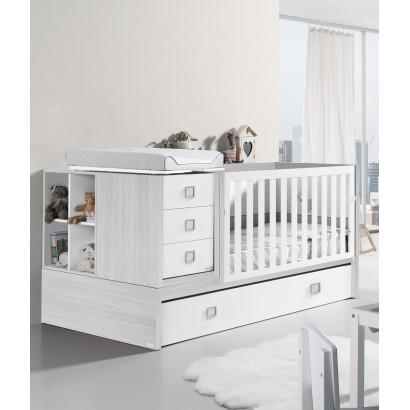 Кроватка-трансформер Micuna Conver Kids Конфигурация 3