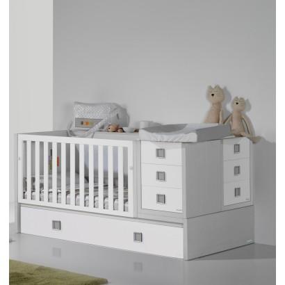 Кроватка-трансформер Micuna Conver Kids Конфигурация 1