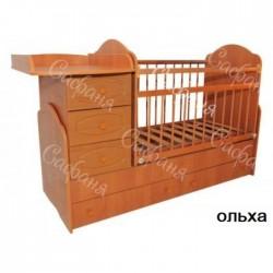 Кровать-трасформер Сафаня №2