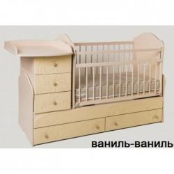 Детская кровать-трансформер Сафаня №3