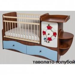 Кроватка-трансформер Сафаня