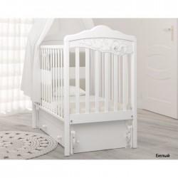 Детская кроватка с универсальным маятником Angela Bella Изабель