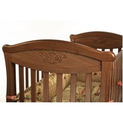 Кроватка 125x65 Bambolina Principessa Classic