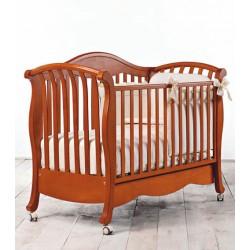 Кроватка 125x65 Bambolina Divina