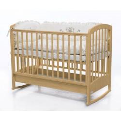 Кроватка 120x60 Fiorellino Zolly