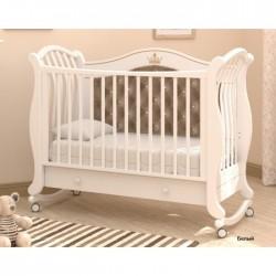 Детская кроватка на колесах Гандылян Габриэлла Люкс Плюс
