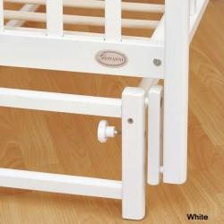Детская кроватка  Giovanni Classico продольный маятник