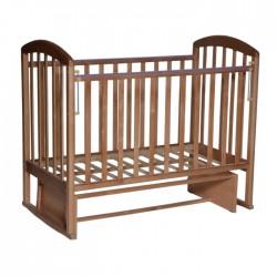 Детская кроватка Кедр Любаша-2 (маятник поперечный)