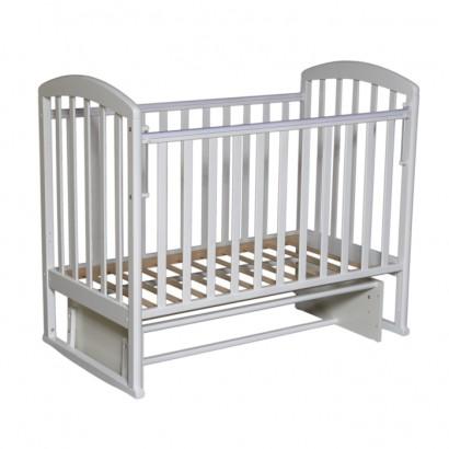 Детская кроватка Кедр Любаша-3 (маятник поперечный)