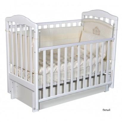 Детская кроватка Кедр Helen 3 универсальный маятник+ящик