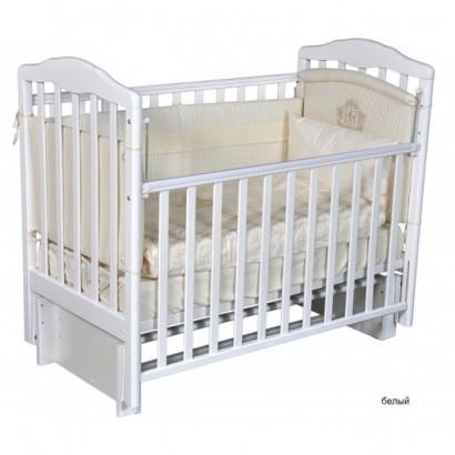 Детская кроватка Кедр Helen 2маятник универсальный